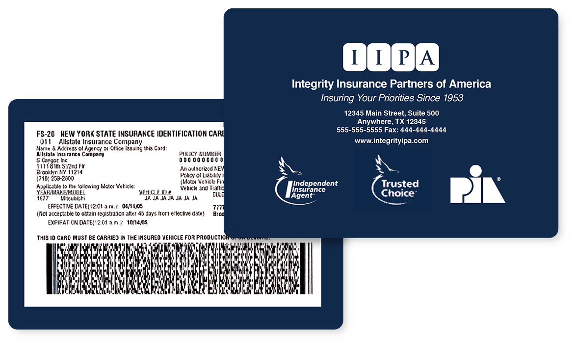 inshold 1005 large auto id card holder - Insurance Card Holder